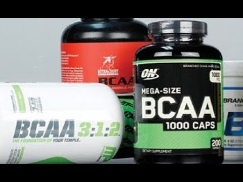 BCAAs - The Biggest Supplement Hustle Of The Decade