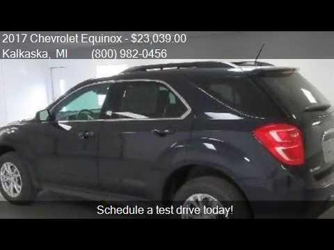 2017 chevrolet equinox lt for sale in kalkaska mi 49646 for Voice motors kalkaska mi