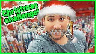 🎅 SUPER SECRET CHRISTMAS PRESENT CHALLENGE 🎅 WHAT DOES JESSE BUY?! 🎅