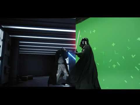 Star Wars | Scene 38 Reimagined | VFX Breakdowns