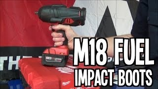 Milwaukee M18 FUEL Impact Protective Boots