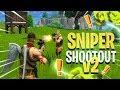 SNIPER SHOOTOUT v2 GAMEPLAY (It's WAY Better) - Fortnite: Battle Royale