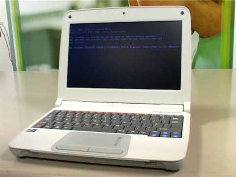 Classmate PC törésteszt