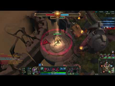 League of Legends LoL [049] | Let's Play | Noob2Tube | Brandheiß beim neuen Modus (Nasus)