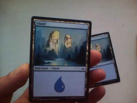 Проверяем карты  Magic: The Gathering на подлинность (MTG).