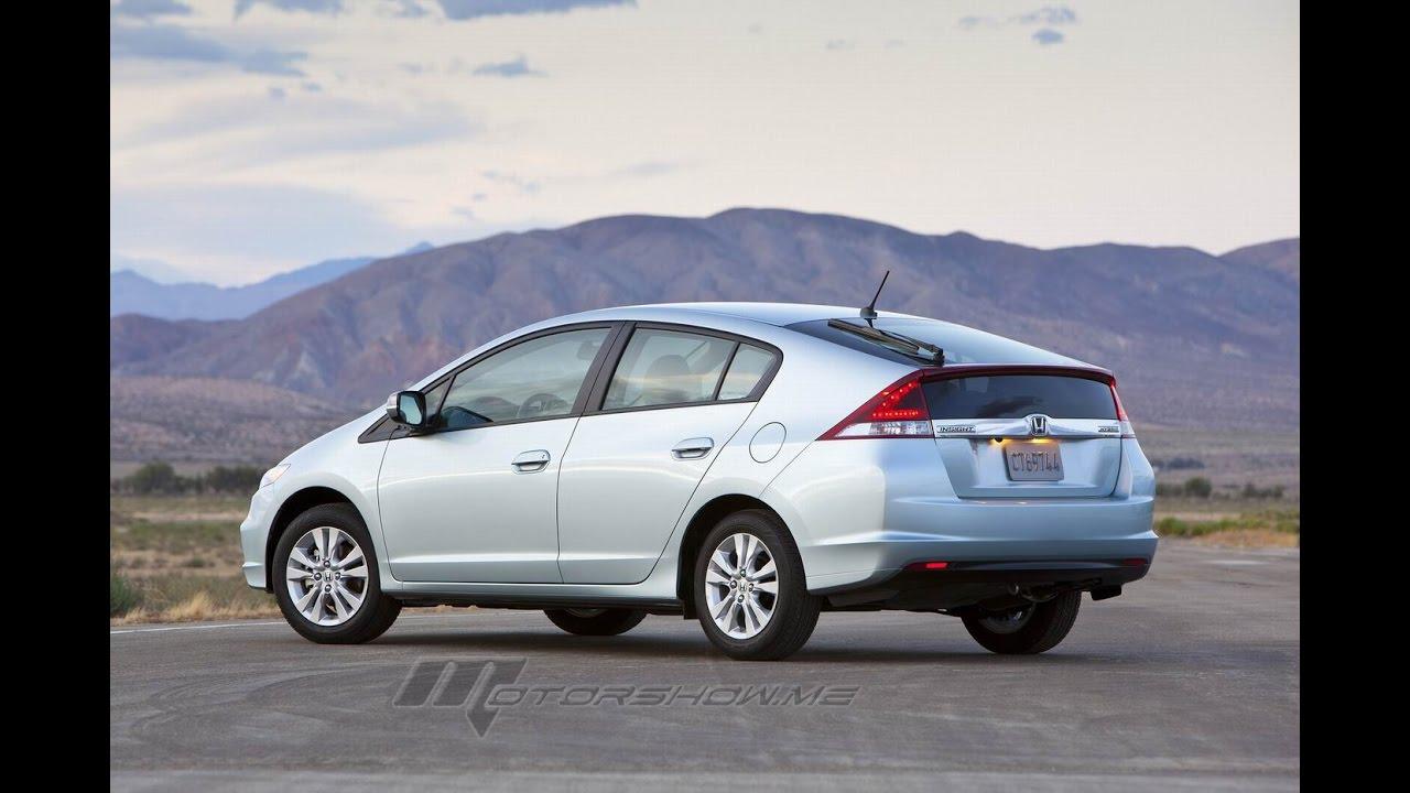 Honda Insight 2012 هوندا انسايت Youtube