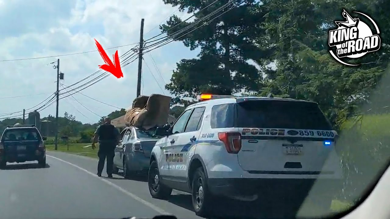 What's wrong with them? /Car fails #4/August 2020 How not to drive your car
