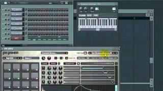 fl studio tutorial fpc drum machine trigger pads with computer keyboard. Black Bedroom Furniture Sets. Home Design Ideas