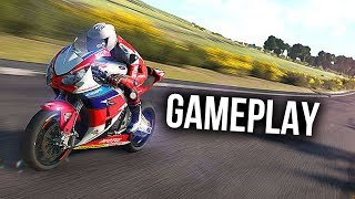 TT Isle of Man Gameplay & Early Impressions