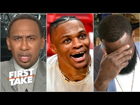 Stephen A., Kendrick Perkins can't believe Russell Westbrook isn't on Max's Top 10 list   First Take