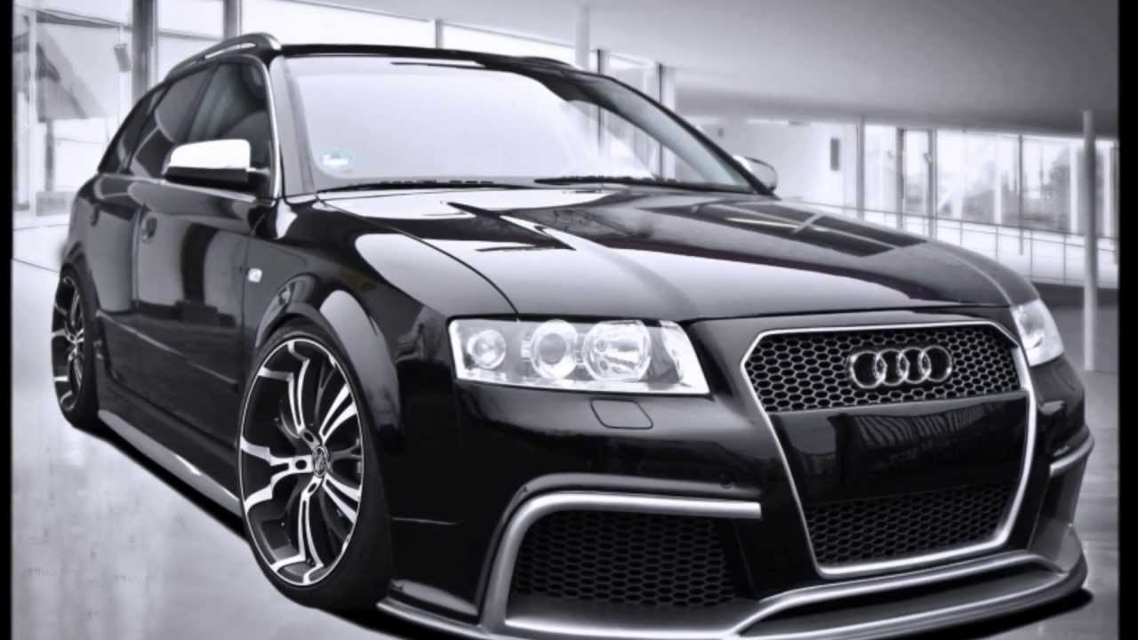 Audi A4 B6 Tuning Body Kit Youtube