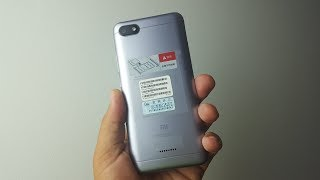 Xiaomi Redmi 6A ► СЯОМИ, ви що творите?!