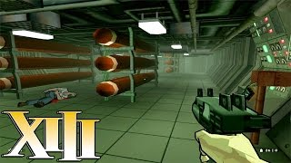 XIII Gameplay Walkthrough Part 6 - Sub Base & Submarine [1080p 60FPS]