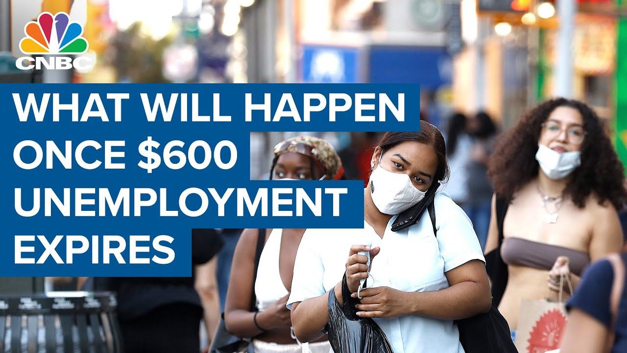 what happens when unemployment benefits run out