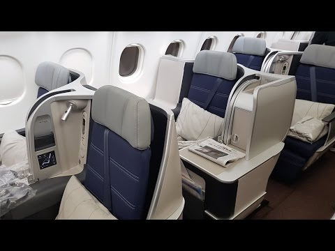Malaysia Airlines NEW Business Class A330