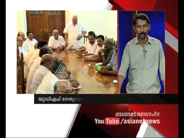 Pandalam Sudhakaran facebook post against KM Mani