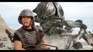 Starship Troopers - Deceptively Smart Satire