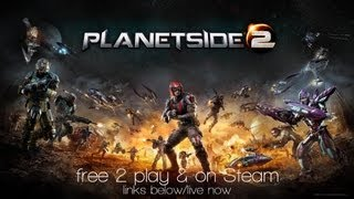 PlanetSide 2 clips | Free 2 Play (pc/steam) 1080p