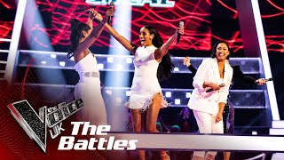 Tom Jones steals So Diva from will.i.am!   The Battles   The Voice UK 2020