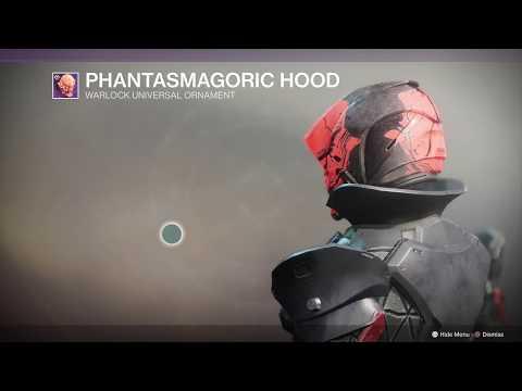 Destiny 2 Shadowkeep Skeletal Warlock Armor Set Preview