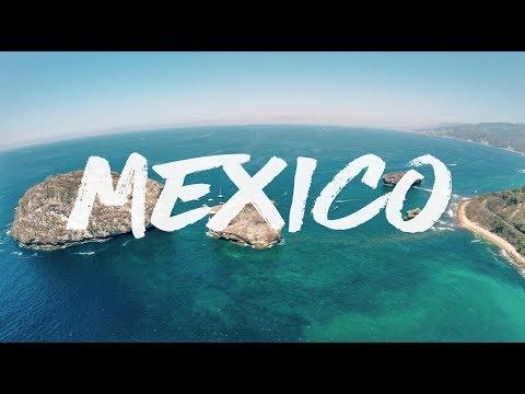 ROADTRIP IN MEXICO | CABO, PUERTO VALLARTA, GUADALAJARA, TEQUILA | Drone, GoPro, Canon | 4K