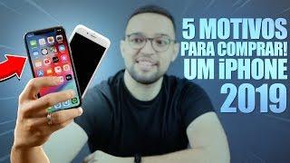 5 Motivos Para Comprar Qualquer Iphone