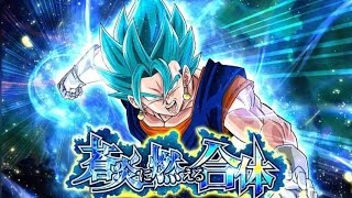 Full Extreme Team Vs Super Saiyan Blue Vegito Dokkan Event 50 Stamina Super Hard: NO STONES!