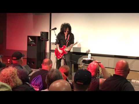 Steve Stevens Performs at Sweetwater