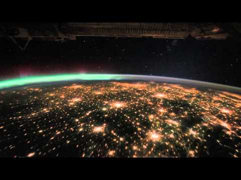 Earth in 100 Time Lapse -  Midnight City M83