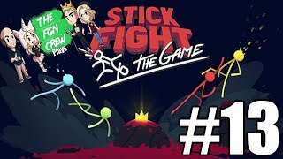 Video The FGN Crew Plays: Stick Fight the Game #13 - It has WINGS! download MP3, 3GP, MP4, WEBM, AVI, FLV Juni 2018