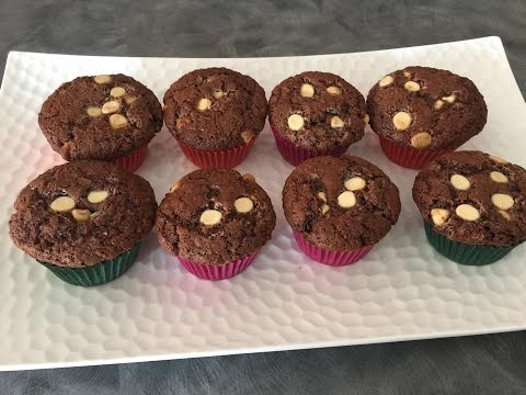 Chocolate chip muffin recipe vegetable oil