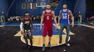 NBA LIVE 18 - OFFICIAL Review