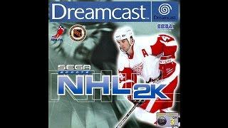 NHL 2K (Dreamcast)