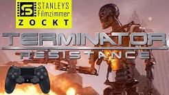 Terminator Resistance Gameplay Playstation 4 ERSTE SCHRITTE IN EINER NEUEN WELT