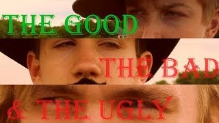 The Good the Bad and the Ugly (Three-way Showdown Remake)
