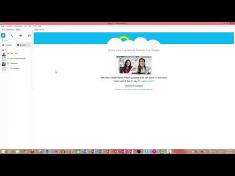 How To: make a skype conference call