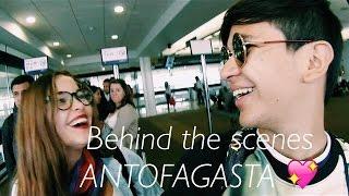 ☆ Behind the scenes ANTOFAGASTA - La zorra ☆