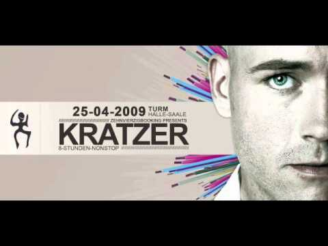Kratzer - Schwarz Weiss Grau