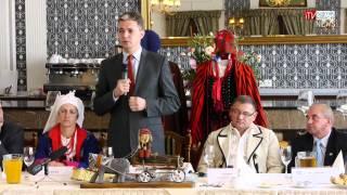 """Konferencja prasowa zapowiadająca """"Dożynki Wojewódzkie 2012"""