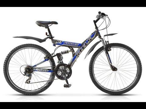 Обзор велика# 3 Велосипед STELS FOCUS 26