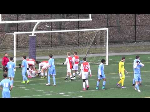 u16 PDA Rooney v ISA 992nd half March 4th 2016