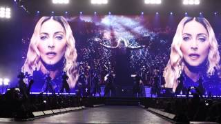 Madonna - Rebel Heart Tour - Opening Iconic Bitch I'm Madonna 1080p