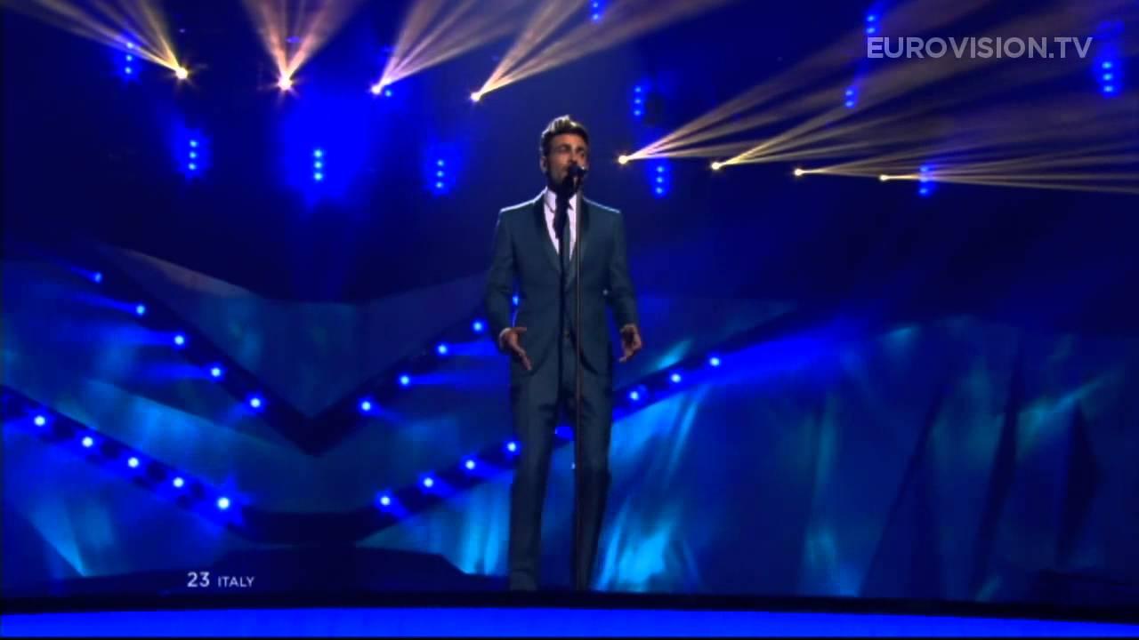 Marco Mengoni - L'Essenziale (Italy) - LIVE - 2013 Grand Final