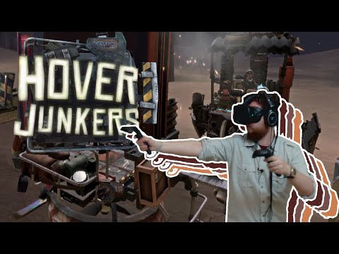 Virtual Reality Multiplayer Shooter w/ Movement!