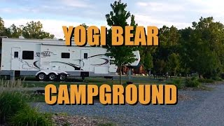Yogi Bear Campground MD