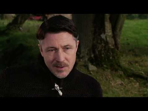 Littlefinger Death Scene - Game of Thrones Season 7 Behind The Scenes