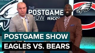 Philadelphia Eagles vs. Chicago Bears Postgame Show | 2018 Wild Card Round