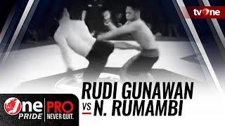 One Pride MMA #1: Rudi Gunawan VS Nandhit Rumambi