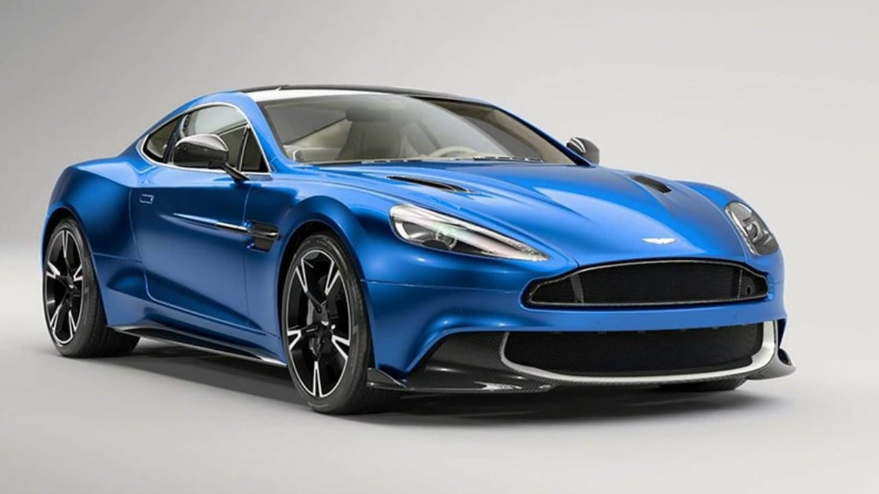 Amazing 2018 Aston Martin Vanquish Price And Specs Engine Youtube