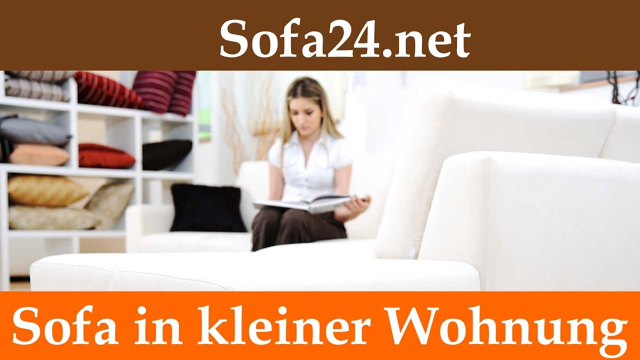 welches sofa fuer kleine wohnzimmer ecksofa mit schlaffunktion f r kleine r ume youtube. Black Bedroom Furniture Sets. Home Design Ideas